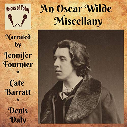 An Oscar Wilde Miscellany cover art