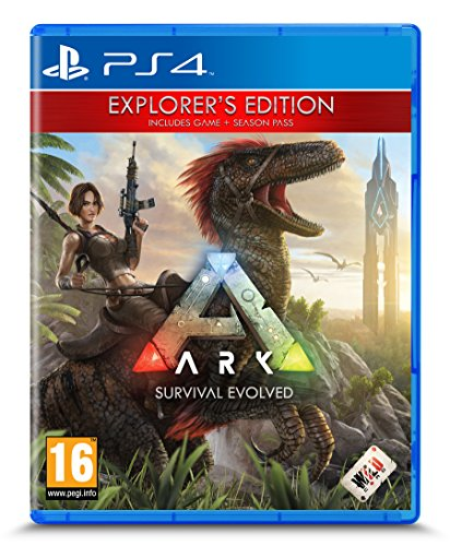 Ark Survival Evolved Explorer's Ed. - PlayStation 4