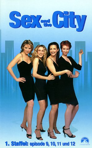 Sex and the City: Season 1, VHS 3