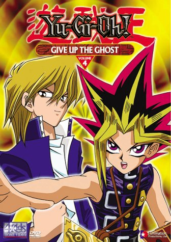 Yu-Gi-Oh, Vol. 4 - Give Up the Ghost