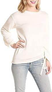 Brochu Walker - Women's Jacona Pullover Sweater - Alabaster