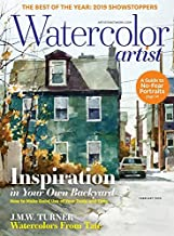 watercolor magazine subscription