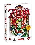 Winning Moves- Number 1 Puzzle - Zelda Link-Wind's Requiem (360 Teile) Puzle, Color carbón (11378)