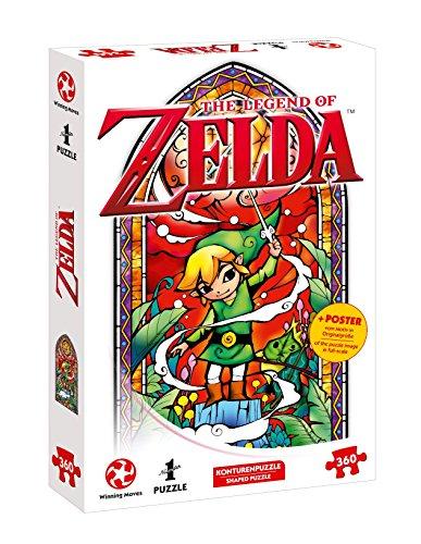 Puzzle Zelda Link-Wind's Requiem, 360 Teile