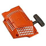 Affordable Parts New Gas Chainsaw Replacement For Husqvarna 340 345 346 350 353 Engine Motor Assembly Pull Start Recoil Parts