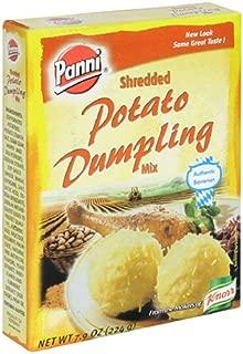 Panni Shredded Potato Dumplings, 7.9-Ounce Units (Pack of 12)