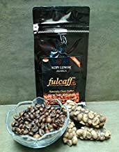 Genuine 100% Pure Civet Coffee Kopi Luwak Arabica Roasted Beans Authentic (Certified) 100g / 3.5oz