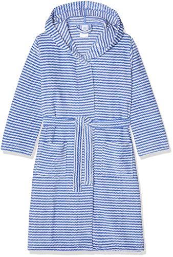Sanetta Mädchen Bathrobe Bademantel, Blau (Cornflower Blue 5357), 140
