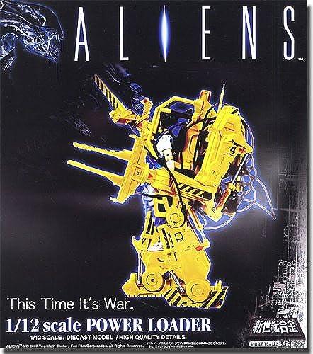 descuento de bajo precio Miracle Miracle Miracle House New Century Alloy Alien 1 12 Aliens Power Loader (japan import)  venta