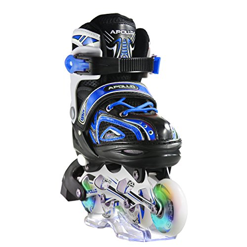 LEDRollerblade per Inline Skate BambiniIdeali per PrincipiantiPattini PROMisura Super Blades X inlinea Apollo Comodiinliner SMLPattini Y76vbfgy