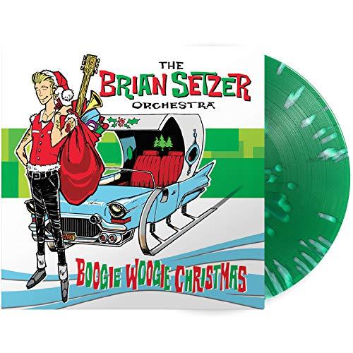 Boogie Woogie Christmas (Green/White Splatter Vinyl) [VINYL]