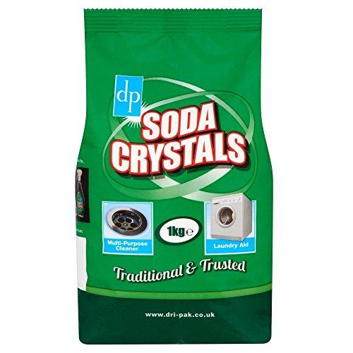 Dri-Pak - Juego de 6 cristales de soda (1 kg)