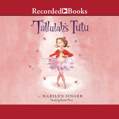 Tallulah's Tutu audiobook cover art