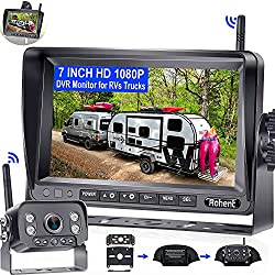 Best Wireless Backup Camera Systems Reviews Under 200 The
