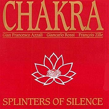 Splinters of silence
