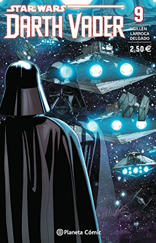 Star Wars Darth Vader nº 09/25 (Star Wars: Cómics Grapa Marvel)