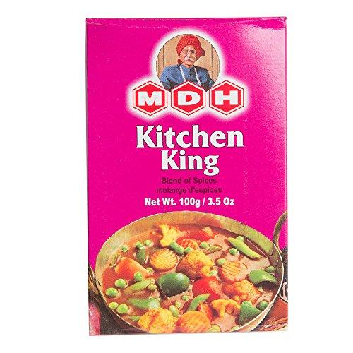 MDH キッチンキング 500g 1箱 Kitchen King 業務用 スパイス ハーブ 香辛料 調味料 ミックススパイス