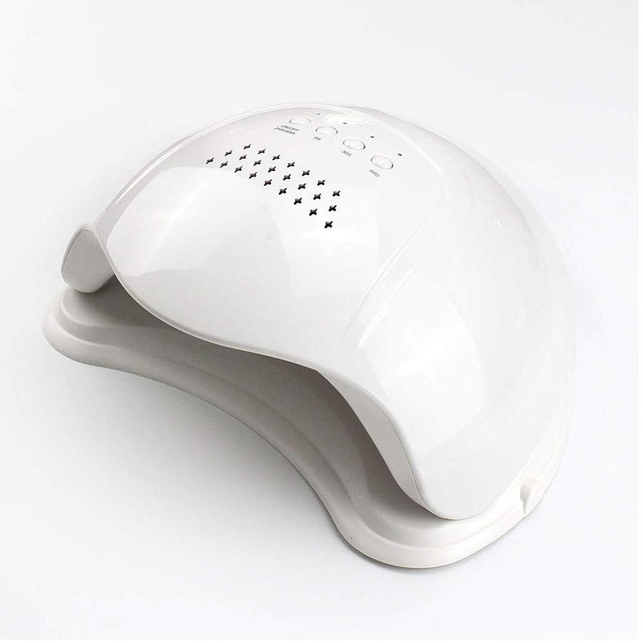 枕つかの間パラダイスUVネイルランプ、48W省エネと環境保護ネイル光線療法機、LED UVネイルツールネイルドライヤー