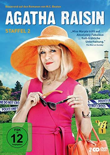 Agatha Raisin - Staffel 2 [Alemania] [DVD]