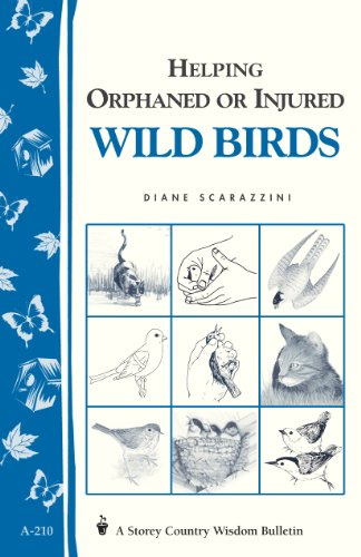 Helping Orphaned or Injured Wild Birds: Storey's Country Wisdom Bulletin A-210 (Storey Country Wisdom Bulletin, A-210) (English Edition) PDF Books