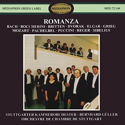 Stuttgart Chamber Orchestra & Bernhard Güller