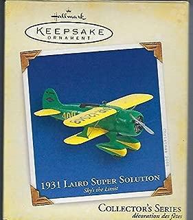 Hallmark Keepsake Ornament - 1931 Laird Super Solution