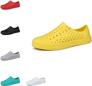 QISHENG Womens Mens Lightweight Fashion Walking Shoes Garden Clogs Shoes Slippers Sandals