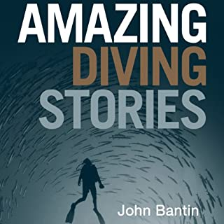 Amazing Diving Stories cover art