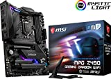Best I7 Motherboards - MSI MPG Z490 Gaming Carbon WiFi Gaming Motherboard Review