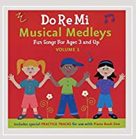 Vol. 1-Do Re Mi Musical Medleys