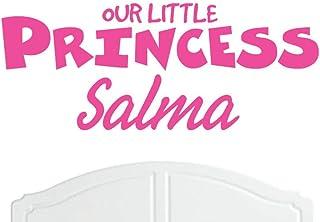 10 x 6 Plastic Sign Post on Bedroom Door Children Girls Kids For Boys Novelty Warning Sign: Princesss Room Keep Out
