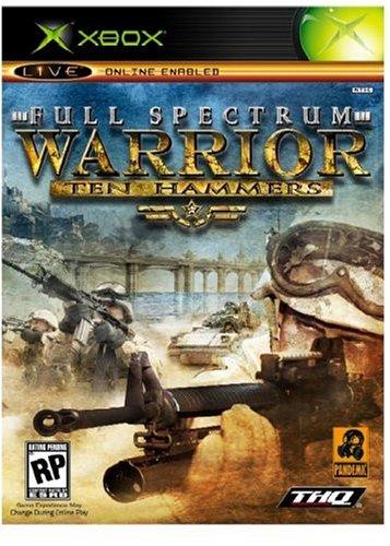 Full Spectrum Warriors: Ten Hammers - Xbox (Jewel case) [video game]