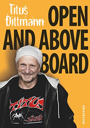 Open and Above Board (English Edition)
