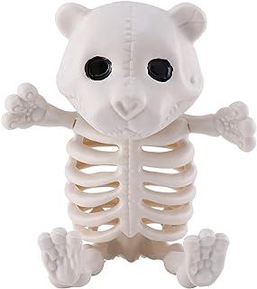 KESYOO Halloween Animal Skeletons Bear Skeleton Bonez Party Props Desktop Decoration Halloween Party Supplies