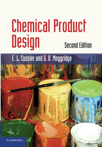 Compare Textbook Prices for Chemical Product Design Cambridge Series in Chemical Engineering 2 Edition ISBN 9780521168229 by Cussler, E. L.