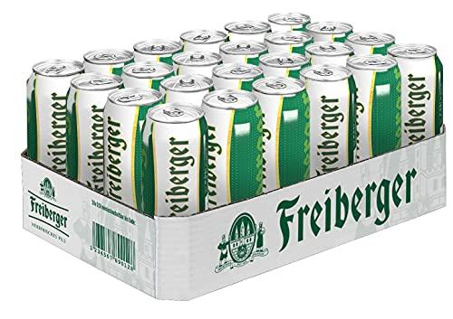 Freiberger Pils, EINWEG 24x0,50 L Dose