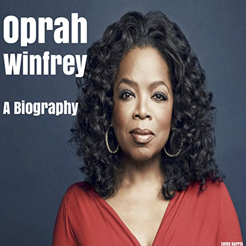 Oprah Winfrey: A Biography audiobook cover art