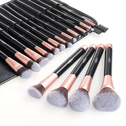 Professionelles Make-up Pinsel-Set