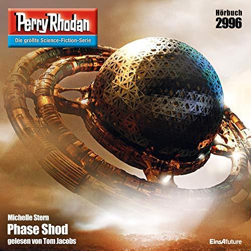 Phase Shod cover art