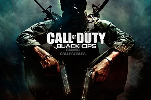 PrimePoster - Call of Duty Black Ops Poster Glossy Finish Made in USA - YCOD045 (24' x 36' (61cm x 91.5cm))