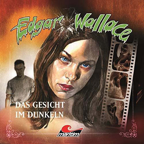 Page de couverture de Das Gesicht im Dunkeln
