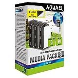 Aquael - Espuma para Filtro Versamax Mini 3 Unidades para acuariofilia