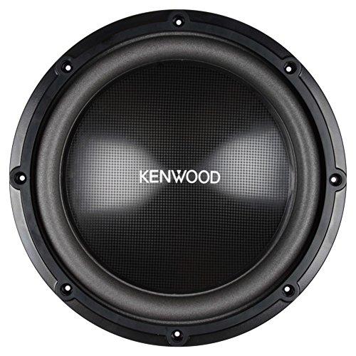 Kenwood KFC-MW3000 Black Rear Inside Subwoofers for Universal Cars