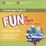 Fun for Flyers Class Audio CDs (2) Fourth Edition