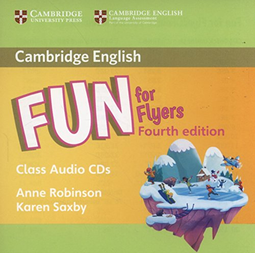 Fun for Flyers Class Audio CDs (2) [Lingua inglese]