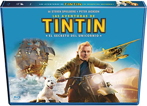Las Aventuras De Tintín:...