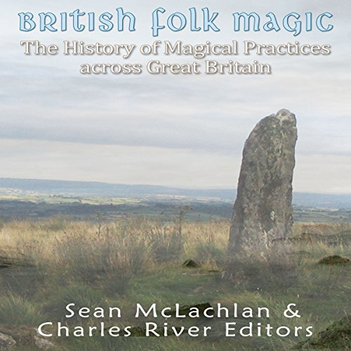 British Folk Magic audiobook cover art