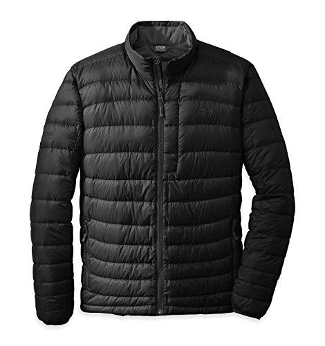 Outdoor Research Men's Transcendent Sweater, Black, Medium