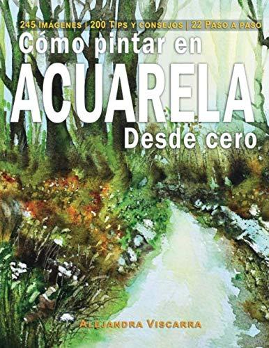 Cómo pintar en Acuarela desde cero