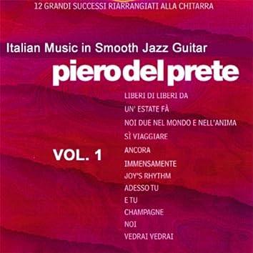 Italian Music in Smooth Jazz Guitar, Vol. 1 (Remix '96)